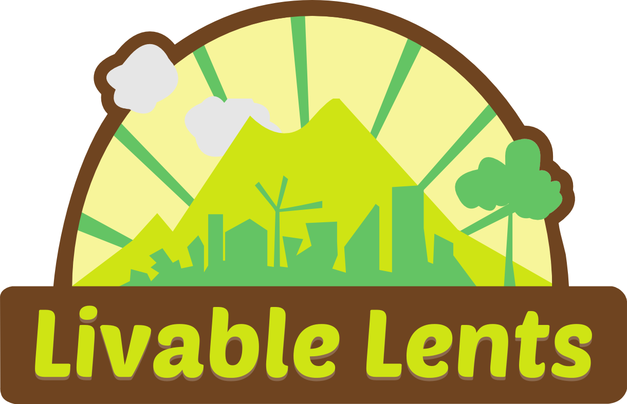 Livable Lents Logo full