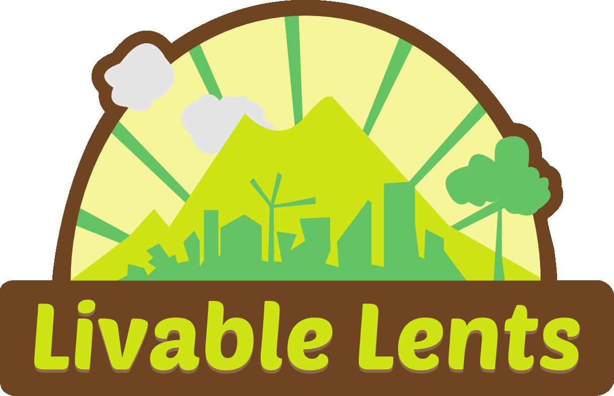 Livable Lents Logo full