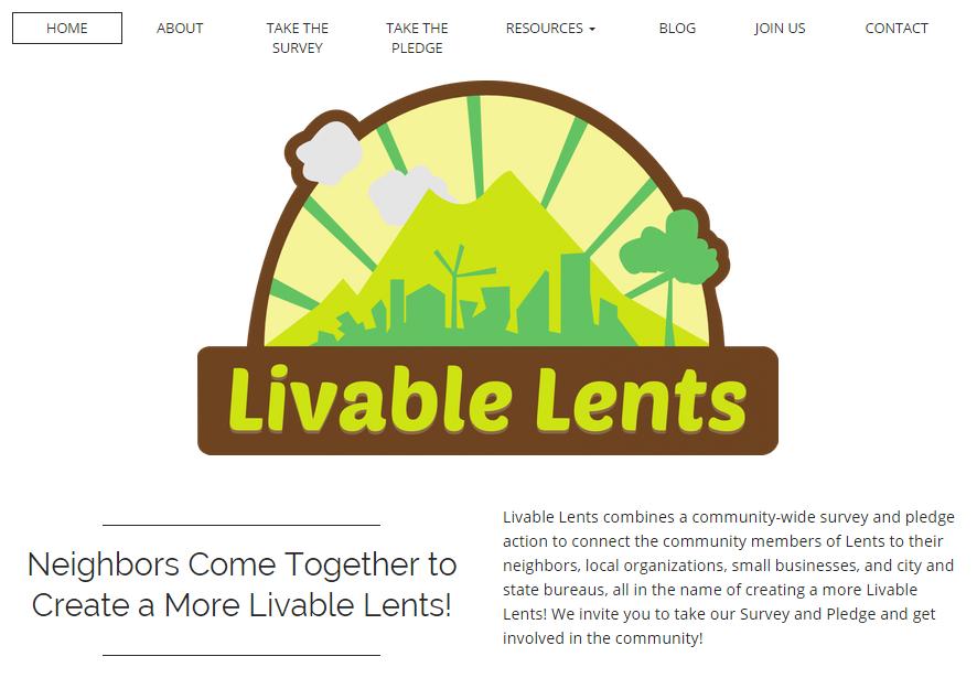 Livable Lents